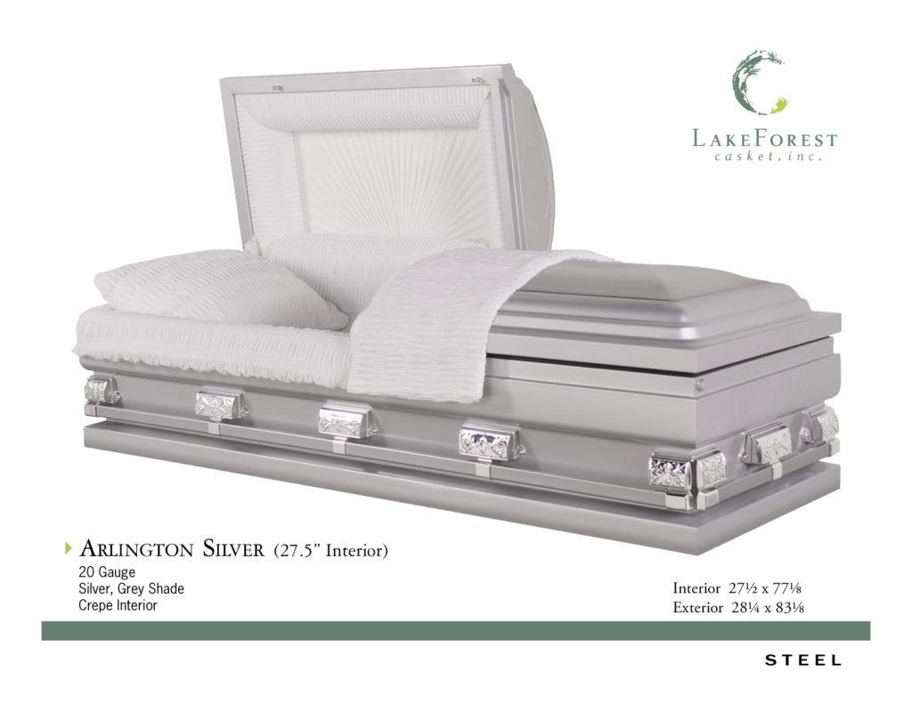 Arlington Silver 27.5'' NG