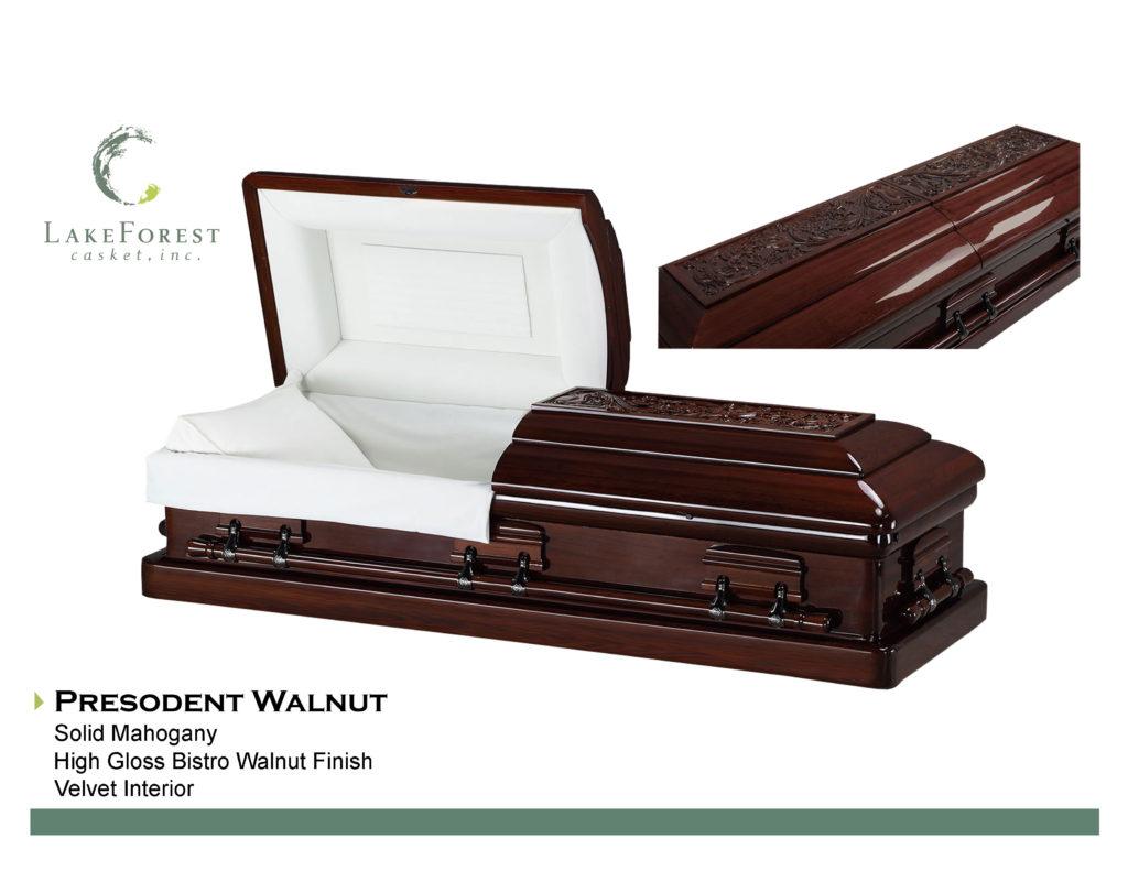 Presodent Walnut