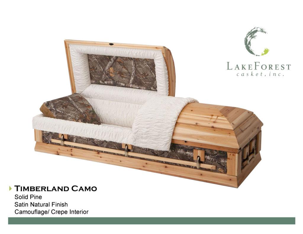 Timberland Camo